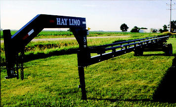 Hay Limo Trailer